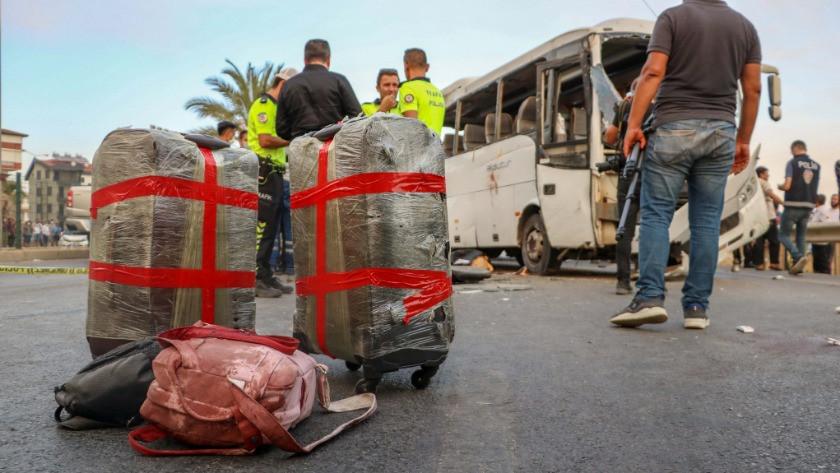Antalya'da kahreden kaza! 3 turist öldü, 9 yaralı