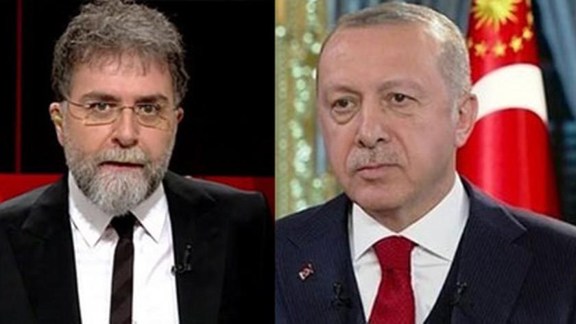 Ahmet Hakan'dan Erdoğan'a yanan ormanlar için dikkat çeken tavsiye