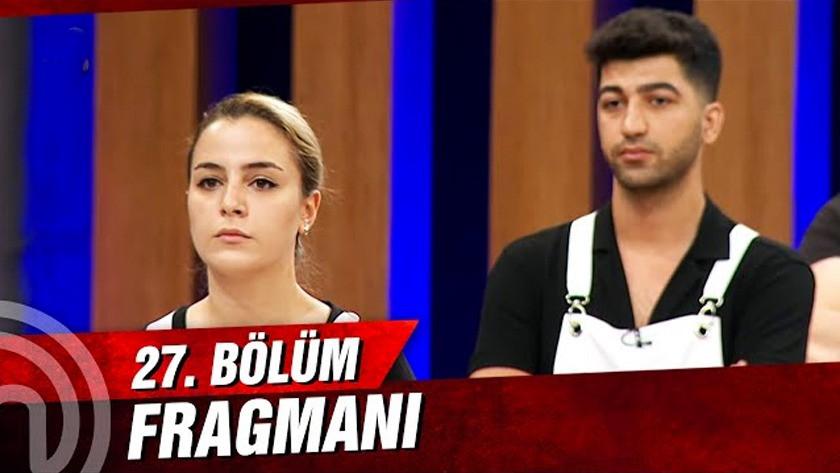 MasterChef Türkiye 2021 27.Bölüm Fragmanı izle