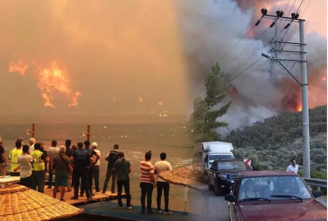 Hangi yangınlar söndürüldü, hangi yangınlar devam ediyor? İşte orman yangılarında son durum - Sayfa 1