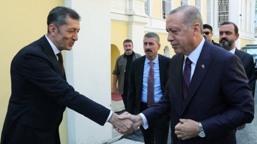 Ziya Selçuk'un istifası kesinleşti mi? Erdoğan'ın aklındaki 3 isim kim