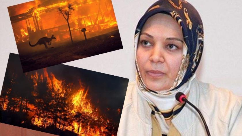 Hilal Kaplan: Yahu koca Avustralya kıtası 240 gün yandı...