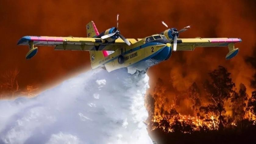 Türk Harb-İş Sendikası'ndan hükümete yangın söndürme uçakları çağrısı!