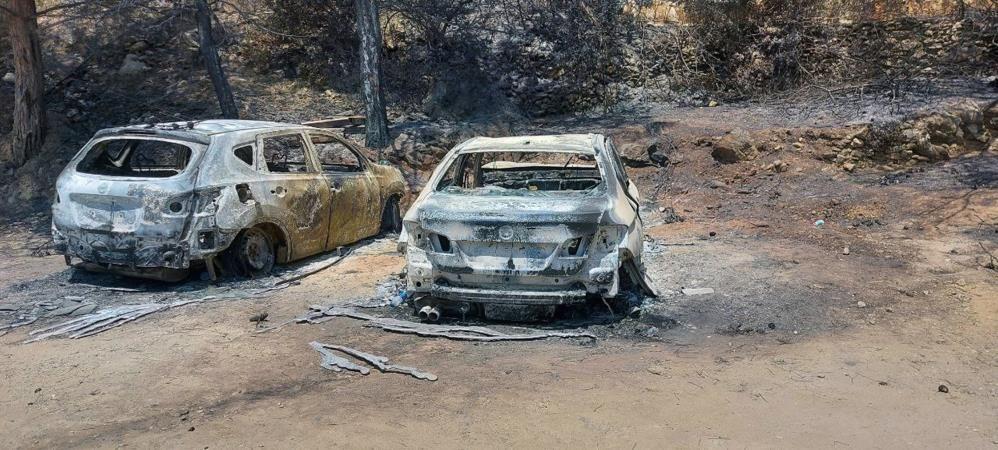 Alevlere teslim olan Mazı Mahallesi'nden yürek yakan kareler... - Sayfa 3