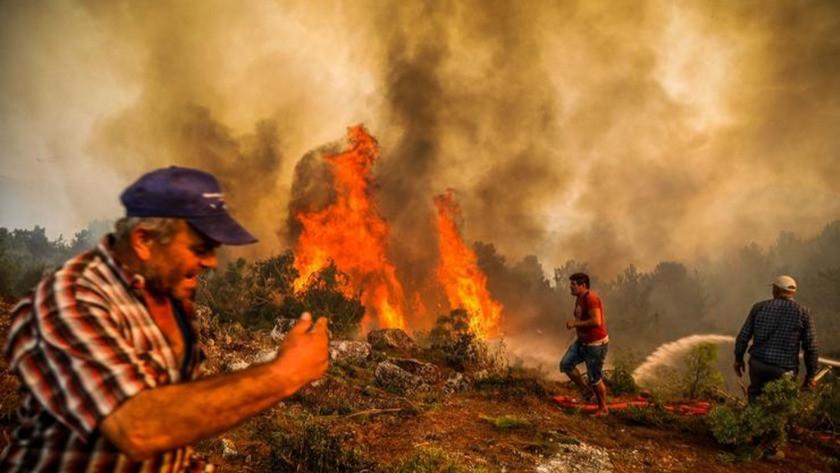 Yangınlarda ki son durum ne? Hangi yangınlar kontrol altına alındı?