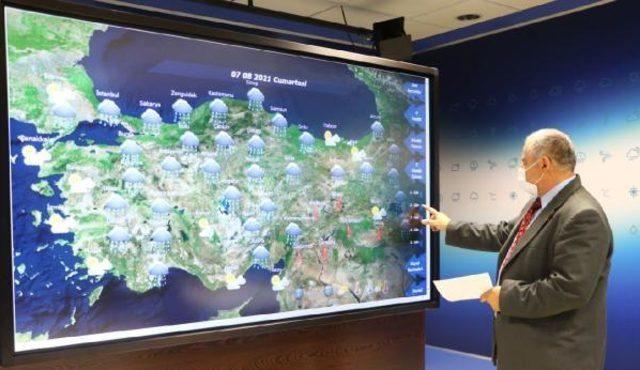 Meteoroloji'den yangın bölgesi için sevindiren haber: Yağışlar geliyor - Sayfa 3