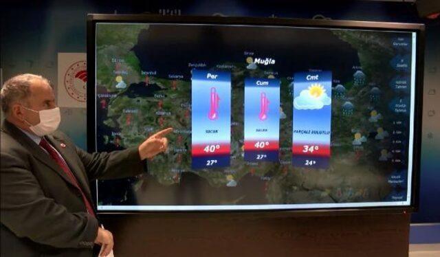 Meteoroloji'den yangın bölgesi için sevindiren haber: Yağışlar geliyor - Sayfa 4