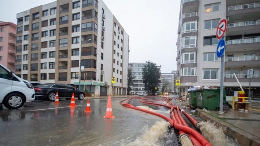 Meteoroloji'den yangın bölgesi için sevindiren haber: Yağışlar geliyor