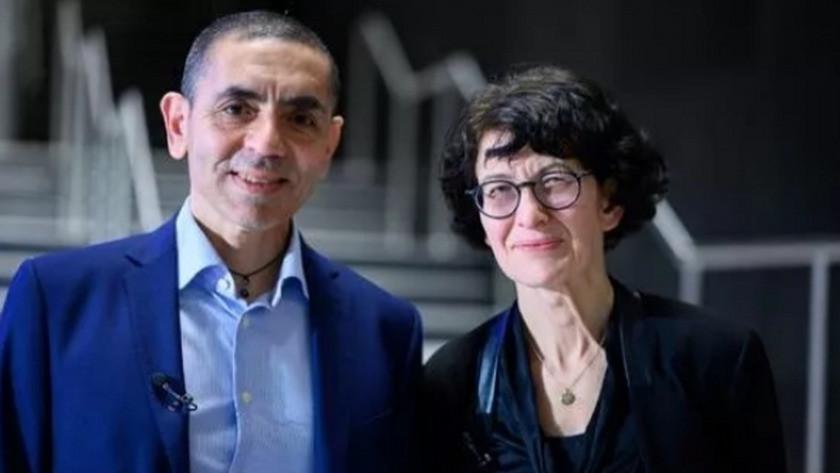Türeci ve Şahin'den kanser çalışmalarına ilişkin önemli açıklamalar