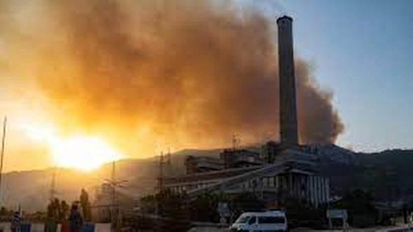Santrali işleten şirketten açıklama: Patlama yaşanmadı!
