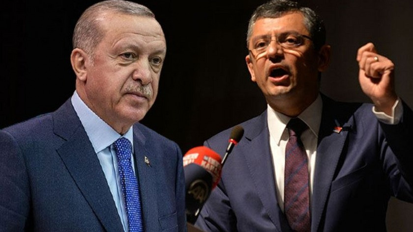 CHP'li Özel'den Erdoğan'a 'Beyaz et' yanıtı