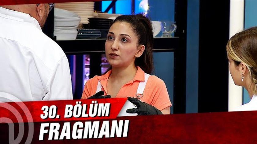MasterChef Türkiye 2021 30.Bölüm Fragmanı izle