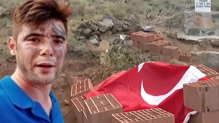 Yangında hayatını kaybetmişti! Şahin Akdemir'in mezarı tehlike altında
