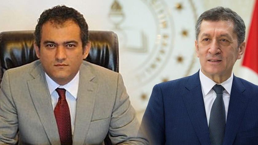 Ziya Selçuk'un yerine Mahmut Özer Milli Eğitim Bakanlığına atandı!