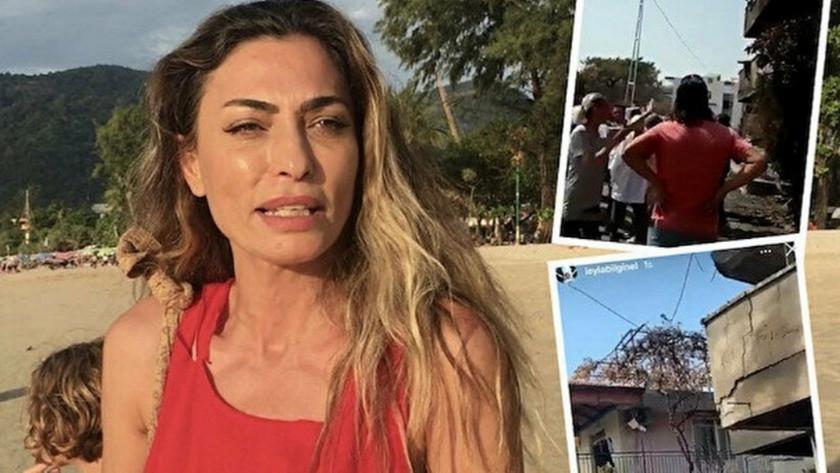 Leyla Bilginel: 'Ak Parti'den yardım alıyorsanız ben vermem!'
