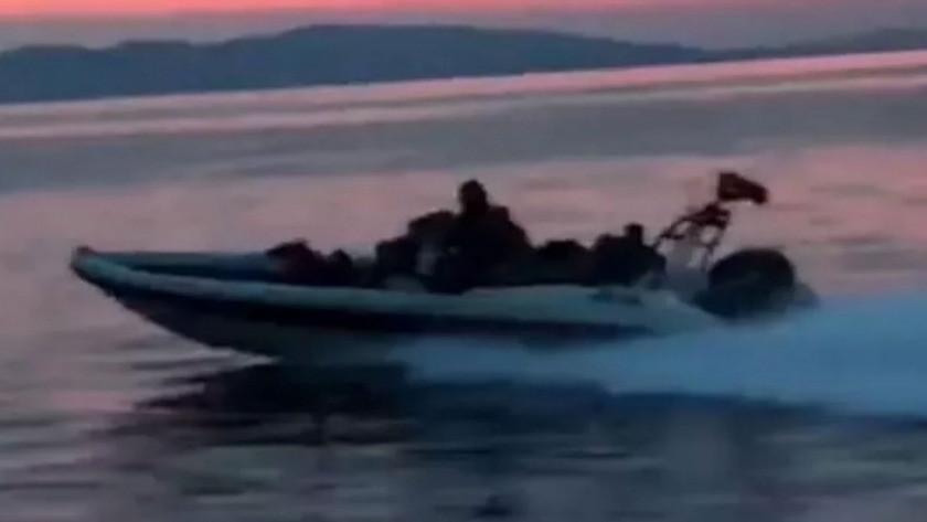 Balıkesir'de genç kadın sürat teknesi kurbanı oldu!