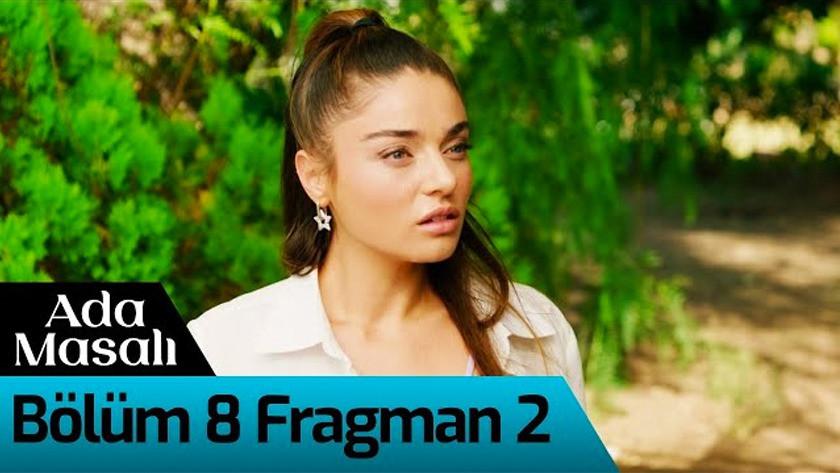 Ada Masalı 8.Bölüm 2. Fragmanı izle