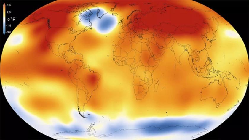 BM'den iklim değişikliği raporu! İnsanlık için kırmızı kod uyarısı