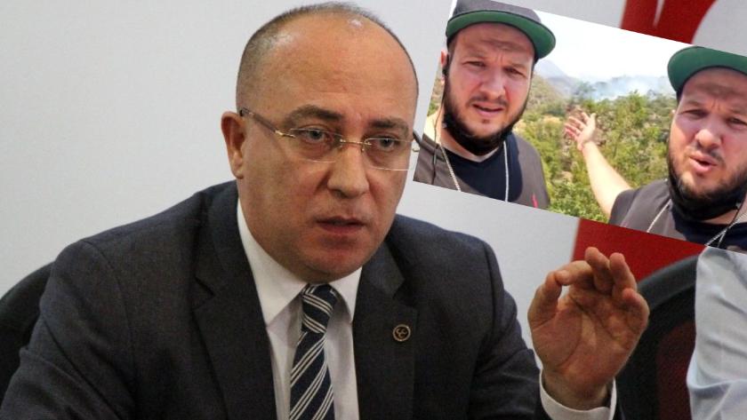 Şahan Gökbakar'dan kendisini hedef gösteren MHP'li Yönter'e yanıt