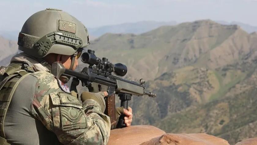 Pençe Kaplan operasyonunda 13 terörist etkisiz hale getirildi