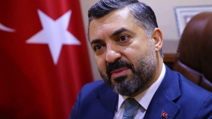 RTÜK Başkanı Ebubekir Şahin'den CHP'li isme tepki