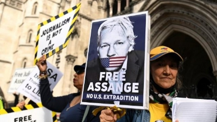 Julian Assange'ın psikiyatri raporları geçersiz sayıldı!