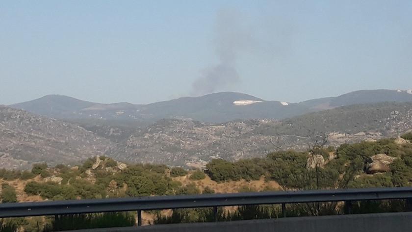 Muğla Kavaklıdere'de orman yangını