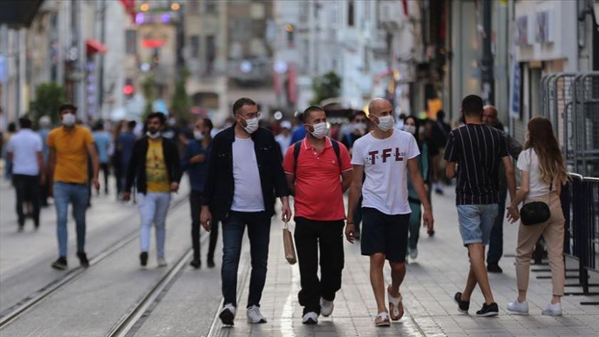 İstanbul'da yeniden koronavirüs alarmı! 5 ilçe kırmızı listede