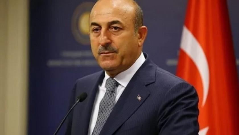 Mevlüt Çavuşoğlu'ndan Türk ve Rus mürettebat için taziye mesajı !