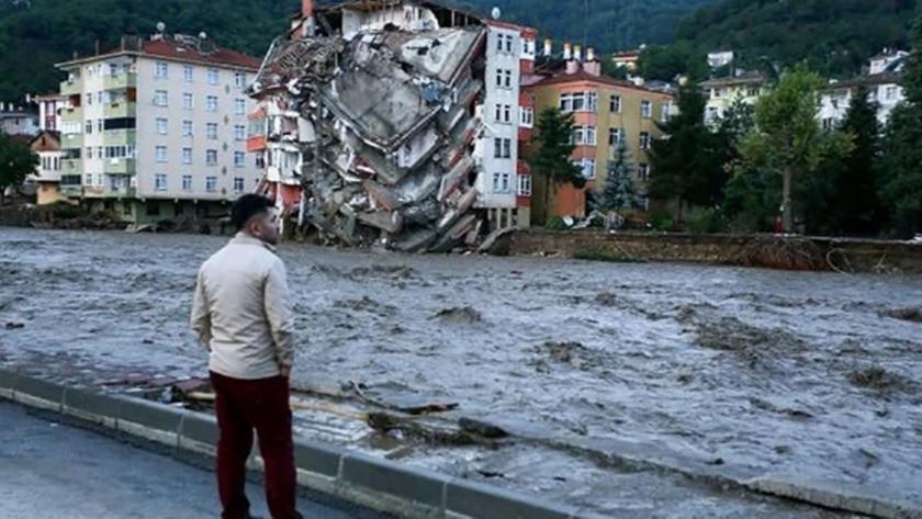 AFAD'dan üzen haber! Sel felaketinde can kaybı 40'a yükseldi
