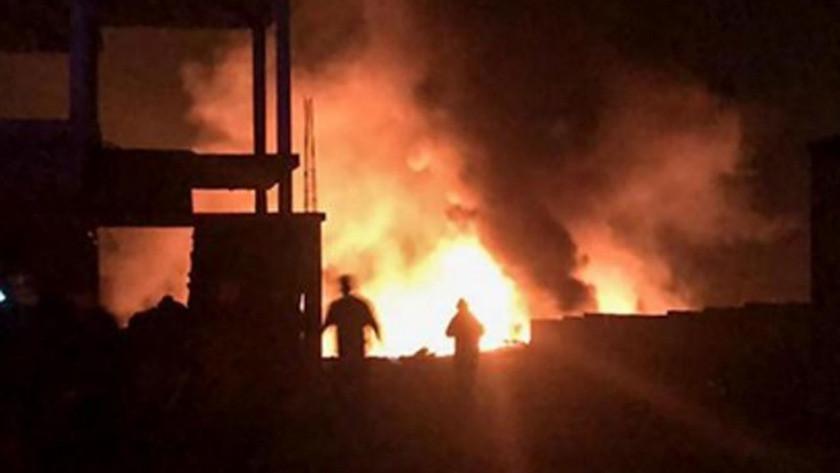 Lübnan'da katliam gibi patlama: En az 20 ölü, 7 yaralı