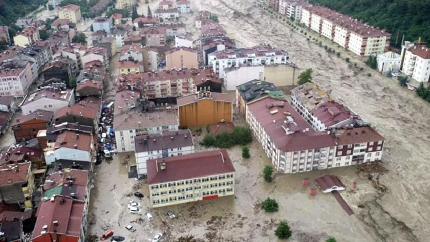 Kastamonu, Bartın ve Sinop'ta sel felaketinden acı haberler geliyor
