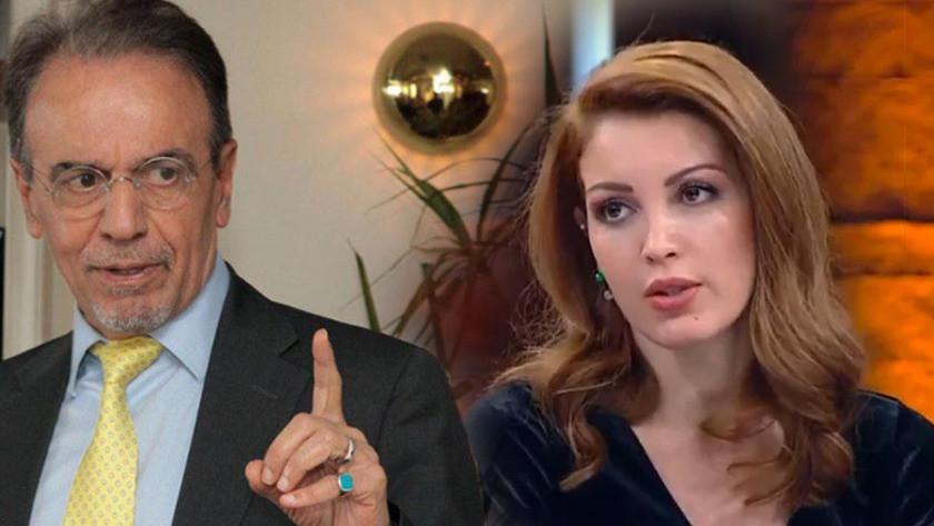 Nagehan Alçı'dan Prof. Mehmet Ceyhan'a sert tepki! Artık yeter...