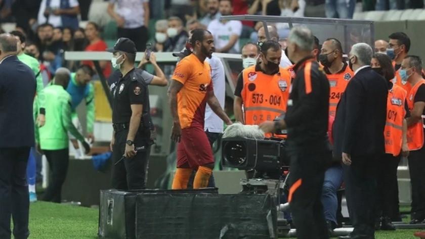 Marcao kaç maç ceza alacak? Kurallar ne diyor?