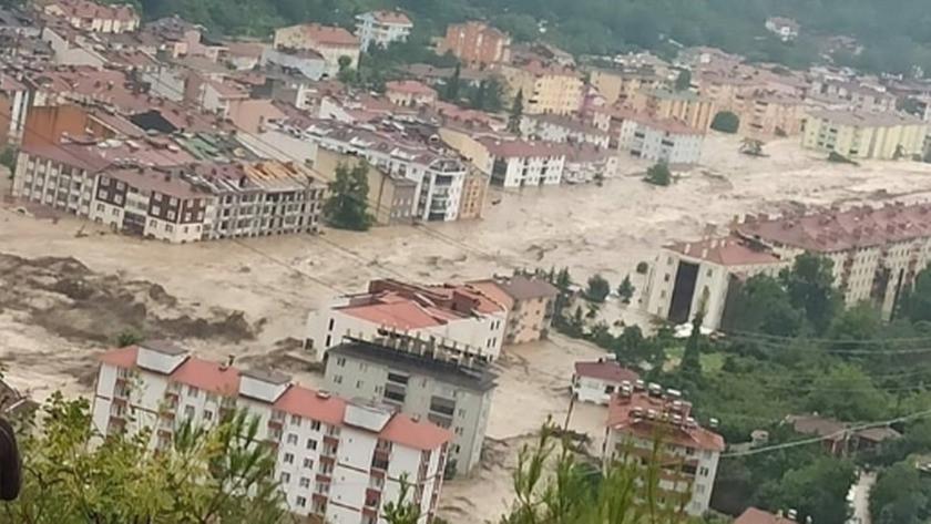 Bozkurt'ta sel felaketinde yıkılan apartmanın müteahhidi tutuklandı!