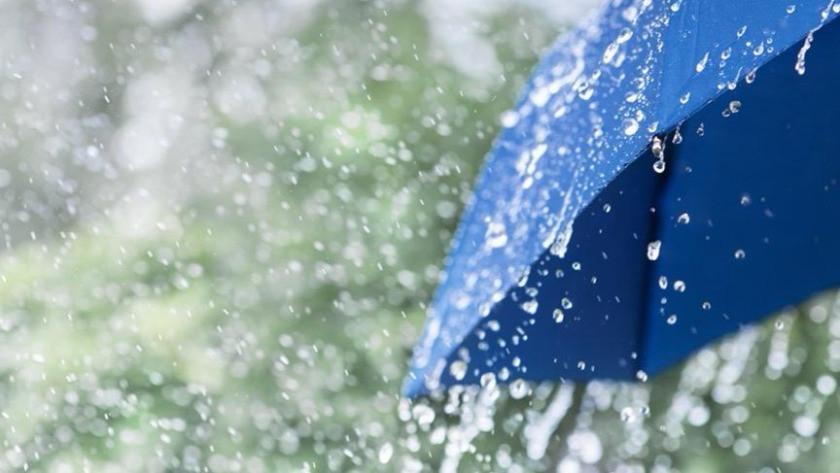Meteoroloji'den kuvvetli sağanak yağmur uyarısı!