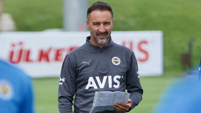 İşte Fenerbahçe'de Vitor Pereira'nın istediği isim