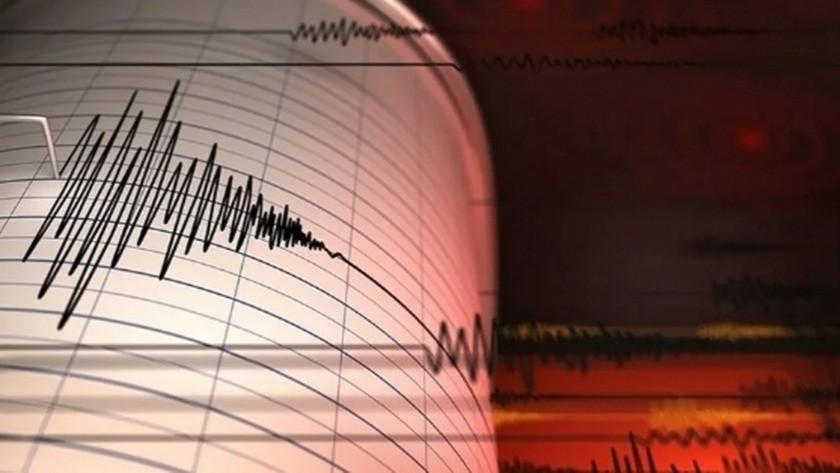 Muğla'nın Datça ilçesinde şiddetli deprem !