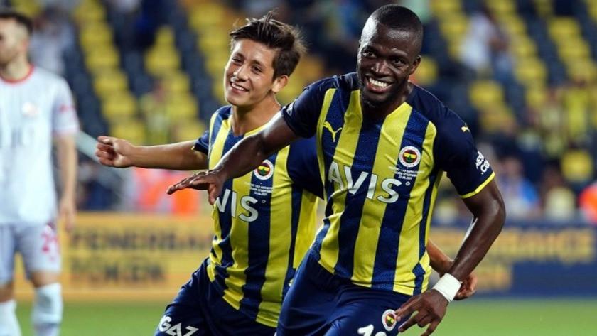 Fenerbahçe - Antalyaspor maçı geniş özeti  ve golleri