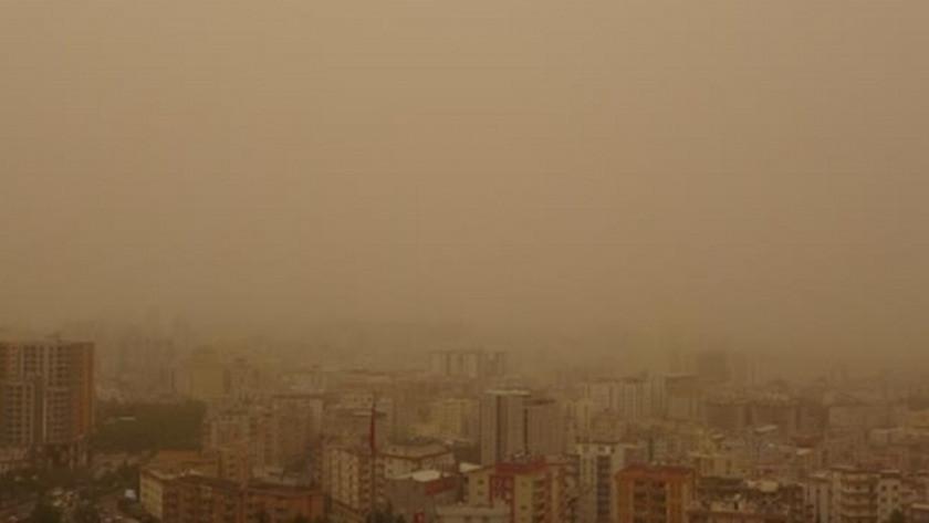 Meteorolojiden uyarı! Mardin'de toz fırtınası...