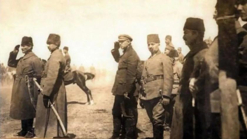 100 yıl önce bugün Sakarya Meydan Muharebesi!
