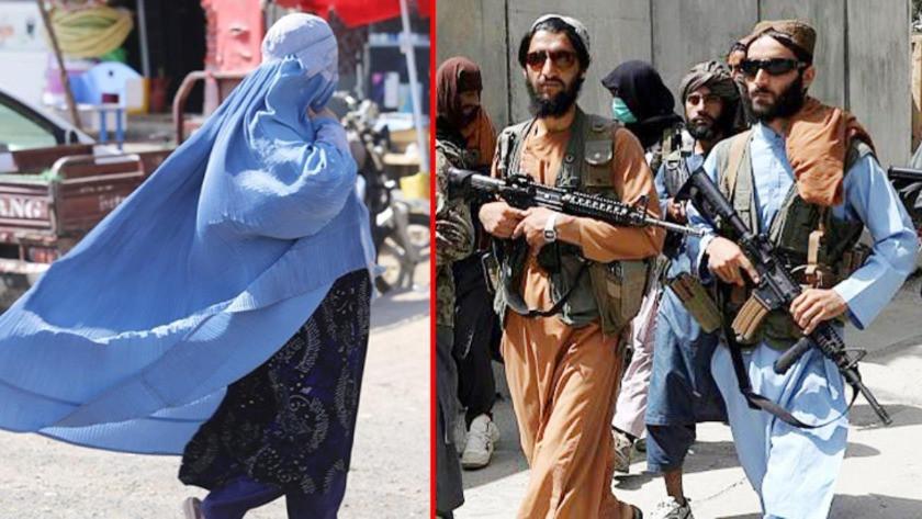 Taliban'dan kadınlara ilginç çağrı!