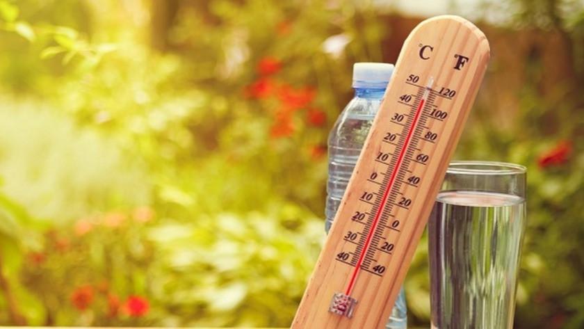 Meteoroloji'den flaş uyarı! Sıcak hava dalgası geliyor!