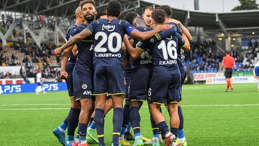 HJK Helsinki - Fenerbahçe maçı geniş özeti ve golleri