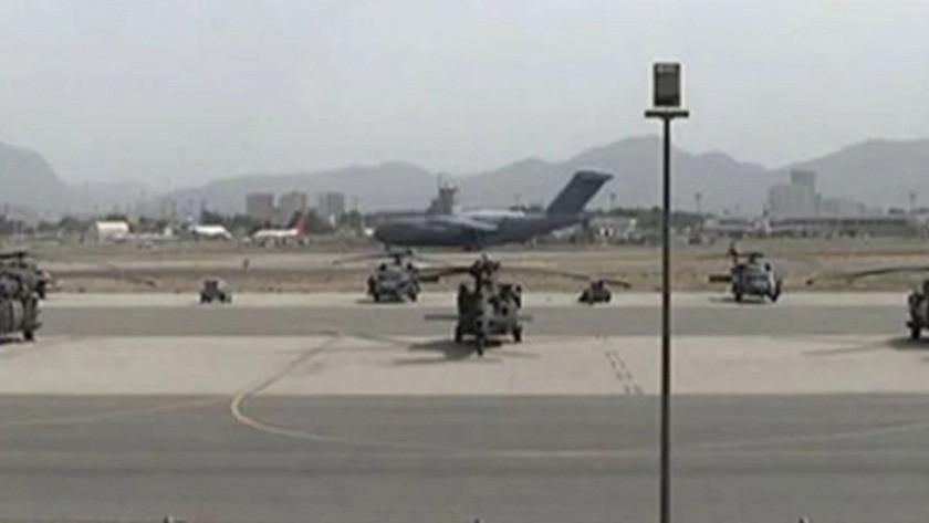 Kabil Havalimanı'nın dışında bir patlama daha oldu !