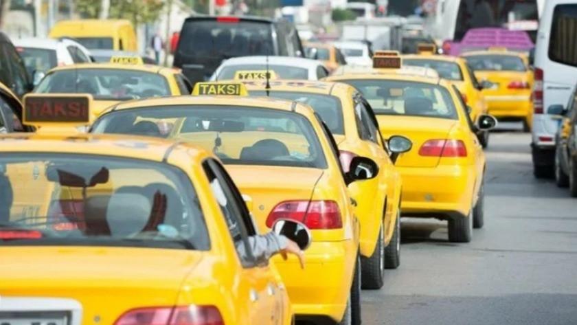 İBB'nin bin yeni taksi teklifi 8. kez reddedildi