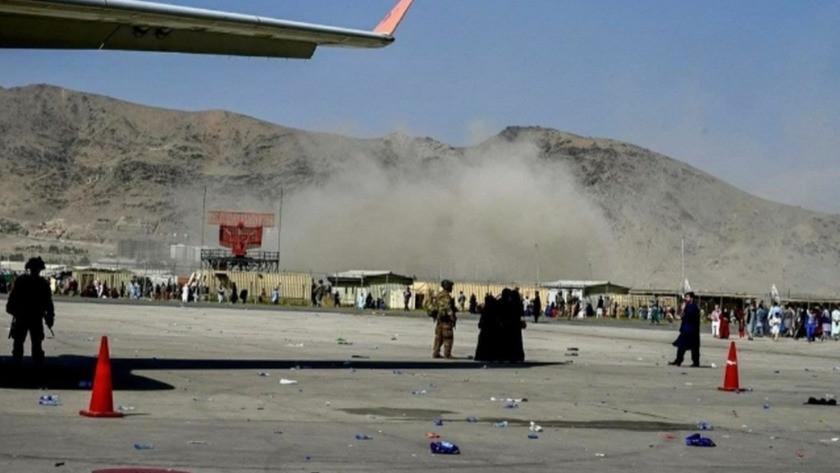 Kabil Havalimanı bölgesinde büyük patlama