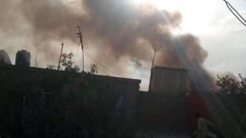 Kabil'de havalimanı yakınlarında patlama sesi!