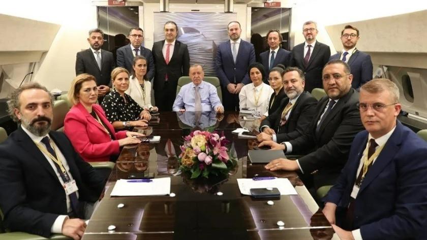 Cumhurbaşkanı Erdoğan'dan Taliban'ın açıklamasına yanıt