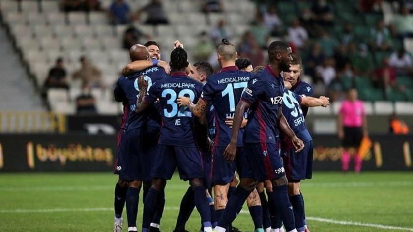 Giresunspor - Trabzonspor maç sonucu: 0-1